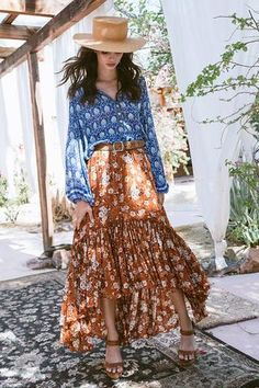 Spell Designs - Gypsy Dancer Skirt