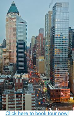 New York City (by Rickuz) #nyc #tours #bus_tours
