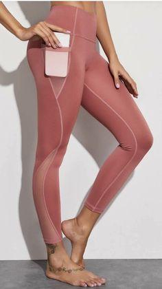 Best Lululemon Leggings, Best Yoga Leggings, Gym Leggings, Pink Leggings, Sports Leggings, Workout Leggings, Legging Sport, Running Pants, Spandex Material