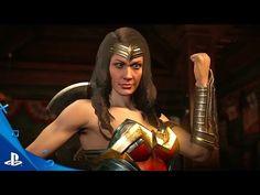 Ormai sappiamo che Injustice 2 arriverà (si spera) nel 2017, ma cosa avremo di nuovo? Per ora ci vengono mostrati soltanto la mitica Wonder Woman e la prima new entry, Blue Beetle, che potete veder…