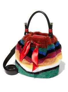 0789f66d96 Gorgeous Bags in Rainbow - Ferragamo x Sara Battaglia