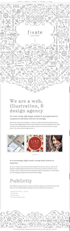 web design http://www.etsy.com/listing/160349632/etsy-web-design-and-blog   Web Design Agency | Johannesburg | South Africa | Fixate