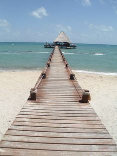 My favorite spot. Robert's Grove Placencia Belize