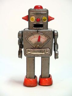 Awesome vintage Japanese Tin Toys