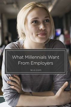 It all boils down to #happiness. #millennials + #employers on www.levo.com
