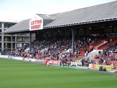 Brisbane Road, home of Leyton Orient FC protected as an Asset of Community Value.  Well done to their supporters trust, LOFT. Another important stadium in London now has this basic form of protection.