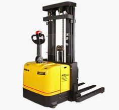 liftstar hand pallet truck,Air scissor lift, Electric hydraulic stacker: Features of all-electric Stacker