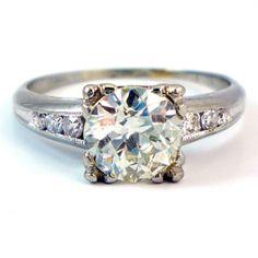 Antique Engagement Ring Mounts 33