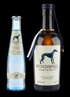 Windspiel Premium Dry Gin und Windspiel Tonic