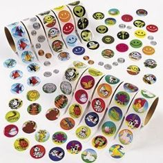 Super Sticker Assortment (1000 Sticke... $8.99 #topseller
