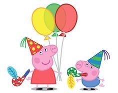 peppa pig en espanol el globo de george 3 Peppa Pig En Español El Globo De George completos