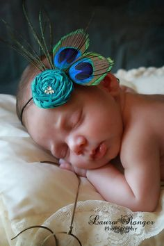 God help my future daughters because they will wearing bows every day :)