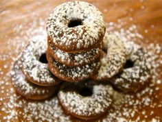 Homemade Mini-Donuts the Easy Way - Above & Beyond