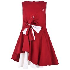 Jessie James & Filles Red Lily Dress