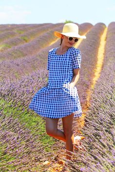 Best place to see lavender fields in Provence | Kelly Golightly
