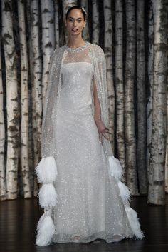 Naeem Khan Bridal Spring 2015 - Slideshow - Runway, Fashion Week, Fashion Shows, Reviews and Fashion Images - WWD.com