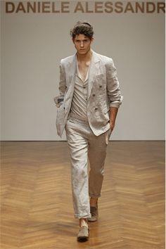 Daniele Alessandrini menswear Spring Summer 2013 collection