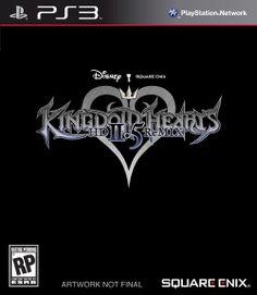 Kingdom Hearts HD Remix 2.5 : Kingdom Hearts II (HD Final Mix), Kingdom Hearts Re:Coded, Kingdom Hearts Birth by Sleep - PS3 (sortie en 2014)