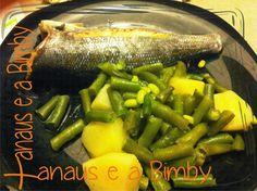 Xanaus e a Bimby: Robalo ao Vapor com Batatas na Bimby
