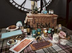 Fortnum's very best food and wine hampers