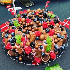Banan, No Cook Meals, Hygge, Fruit Salad, Birthday Cakes, Food Inspiration, Dessert Recipes, Snacks, Drink