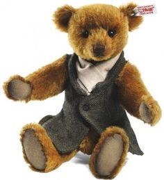 New Steiff Enchanted Forrest Bear Mohair Teddy Ideal Love You Gift 035289   eBay