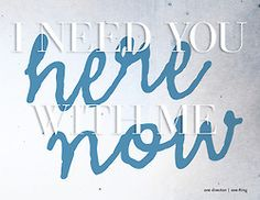 Jennifer McGee | Graphic Design | 365 Lyric A Day Project | Day 75 | One Direction | One Thing