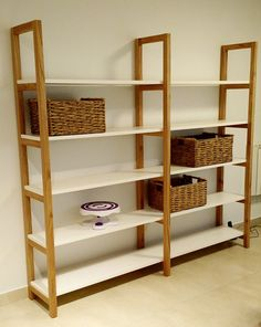 Home Bar Rooms, House Rooms, Diy Storage Shelves, Shelving, Studio Apartment Layout, Store Layout, Home Room Design, Office Decor, Diy Furniture