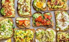 11 Easy Ways to Fancy Up Your Avocado Toast 11 EASY and SIMPLE ways to fancy up your healthy breakfast of avocado toast. Try every recipe! 11 EASY and SIMPLE ways to fancy up your healthy breakfast of avocado toast. Try every recipe! Vegetarian Recipes, Cooking Recipes, Healthy Recipes, Healthy Breakfasts, Easy Avocado Recipes, Delicious Recipes, Avocado Sandwich Recipes, Easy Clean Eating Recipes, Cooking Ham