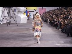Chanel SS14 Full show video