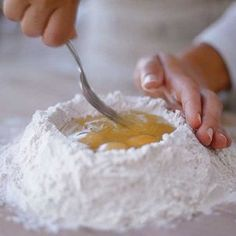 Egg-enriched pasta forms a delicate foundation for a variety of dishes; learn how to make pasta dough fresh from scratch by hand.
