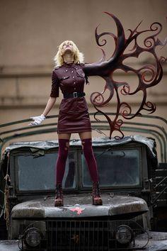 HELLSING - Seras Victoria by RIN-AlleyCat.deviantart.com #cosplay