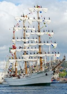 Tall Ships - graceful Masters of the Seas