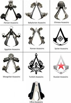 Assassins around the world. Good.
