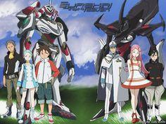 Eureka Seven, such an amazing series! <3