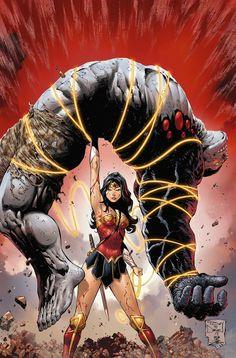 Diana Prince of Themyscira aka Wonder Woman