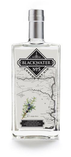 Blackwater No. 5 London Dry Gin