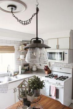 kitchen updates that anyone can do, kitchen design