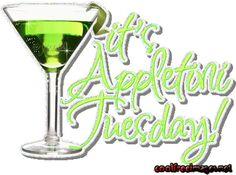 Happy Tuesday Myspace Orkut Graphics Glitters Styles