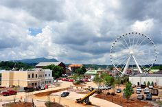 We love the Island in Pigeon Forge!
