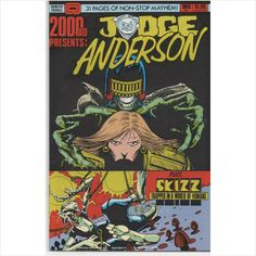2000 AD Monthly/Presents/Showcase  No 5 / 1986