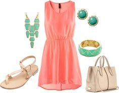 """""""Easy Summer outfit"""" by kginger on Polyvore"""