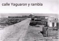 Montevideo Antiguo imágenes y fotos. Un viaje al pasado, para muchos un pasado desconocido...: Construcción de la Rambla 1928-1935