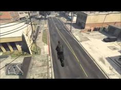 GTA 5 Montage 5 - Stunts, fails and funny deaths
