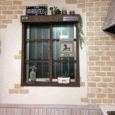 つまんない窓のサッシを大変身!簡単にできるものから本格的なものまで窓枠DIY術 - Yahoo! BEAUTY