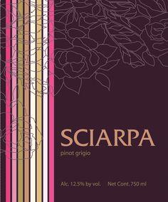 Sciarpa Pinot Grigio Wines, Products, Gadget