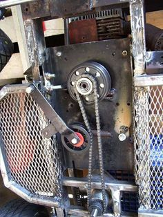 Building Racing Lawn Mower 171 Mower Projects Pinterest