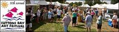 Suttons' Bay Art Festival
