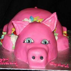 ABC Cake Shop & Bakery - Best Bakery in Albuquerque Cupcake Cakes, Pig Cakes, Cupcakes, Pig Pics, Pig Birthday Cakes, Best Bakery, Hawaiian Luau, This Little Piggy, Cake Shop