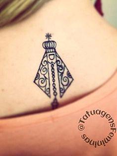 tatuagem de aparecida - Pesquisa Google